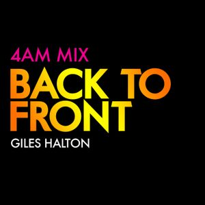 Back to Front (4am Mix)