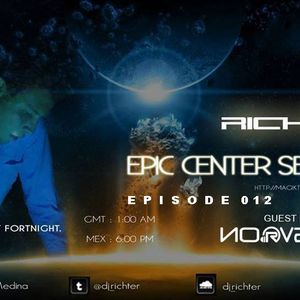 Epic Center Sessions 012 (NORVaC Guest Mix)