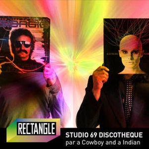 Radio Rectangle - Studio 69 Discoteque October 2012 show