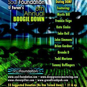 Mystic Bill - Live @ DEMF 5-27-2012