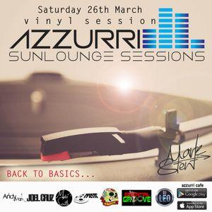 AZZURRI SUNLOUNGE SESSIONS #39 - DJ BYRON ESSENTIAL GROOVE  (VINYL SET)
