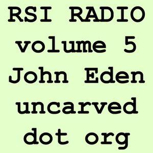 John Eden presents RSI RADIO 5: grimey reggae 2010