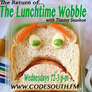The Return of the Lunchtime Wobble on Codesouth.fm