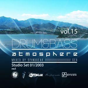 Atmosphere vol.15 (mixed by Spinbreak)