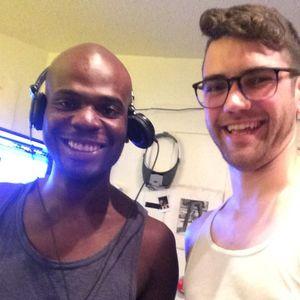 Groove Think Radio [3.24] Napoleon Kofi + Evan Berube