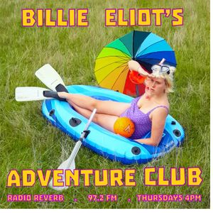 Billie Eliots Adventure Club - The Humanity in Puppetry and 100 adventures in 24 hours 7.05.2021