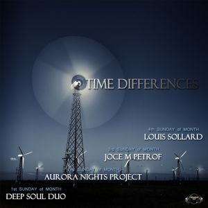 Oliver Petkovski - Time Differences 039 on TMradio 19 August