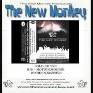 the new monkey 3/3/2001