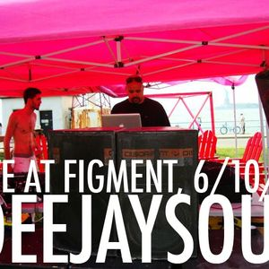 deejaysoul, 06/10/11, Live at Figment NYC (Governor's Island), Afro & Deep vs Techno Mix