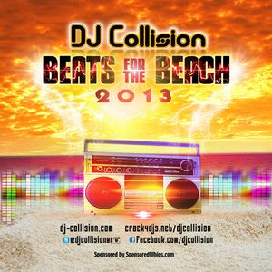 DJ Collision - Beats for the Beach - Summer Mix (Radio Edit)