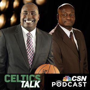 Celtics Talk - Episode 8: Guest Evan Turner
