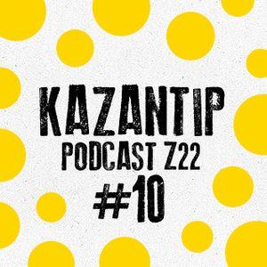 Kazantip Podcast #10 — Slowdance aka Nils