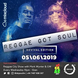 Reggae City - Reggae Got Soul