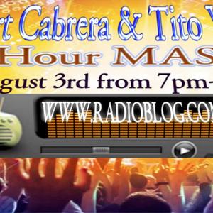 Albert Cabrera & Tito Velez 3rd Hr for Albert's 49th Birthday Special Party