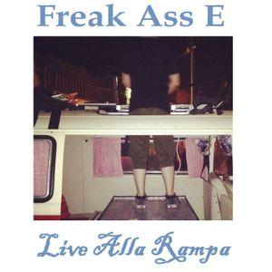 Freak Ass E Live Alla Rampa for Kav 106 Tel Aviv 9/20/12
