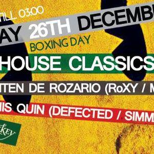 DJ Quinten de Rozario - Only House Classics Babiiie