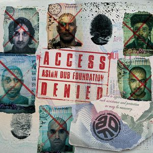 The Diamond Dave Show featuring Asian Dub Foundation- Part One