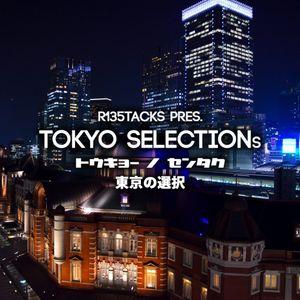 R135TRACKS PRES. TOKYO SELECTIONs #001(2017.03.09)