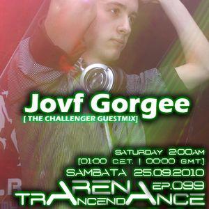 Jovf Gorgee pres. - Guest Mix @ TrancENDance Arena 099 with Snatt & Vix