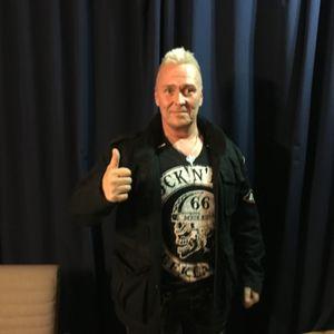 Viihdetoimittaja Kai Merilä vieraana (Viihteellä 15.12.2016)