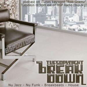 Tuesday Night Breakdown - e01s02