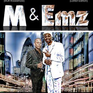M&EMZ @ The Gherkin - The Mix CD