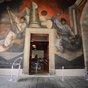 Paseos culturales: los murales escondidos de la ciudad de México