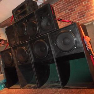 """Roots Reggae 7"""" selection - Si Thresh (Relative Roots Sound System)"""