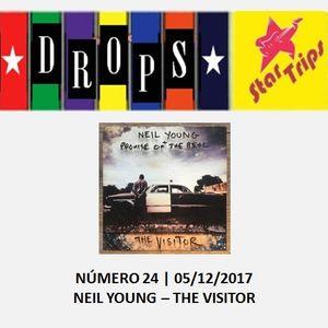 Drops Star Trips - Edição 24 - Apresentando Neil Young - The Visitor