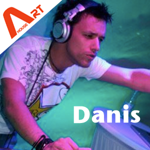 HouseArt podcast # 18 mixed by Danis