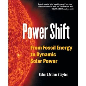 Robert Stayton talks Solar Power for the Future