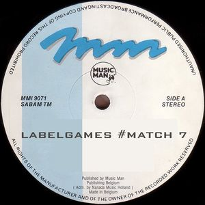 Match #7 /// Music Man Records