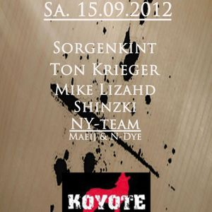 NeXt Yesterday - We dont forget the past 15.09.2012 - NY-Team Marco Maeij & Ndye