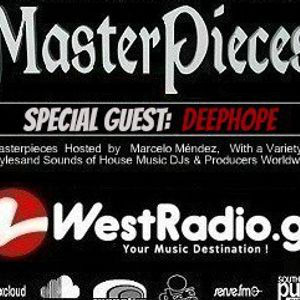 Deephope @ Masterpieces Guest Mix  Westradio 2012/09/21