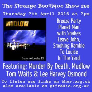 The Strange Boutique Show 269