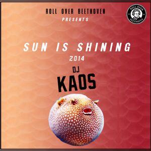 Sun is Shining 2014 by Dj KAOS (DFA/JollyJams)