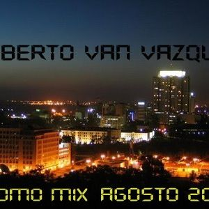 Alberto Van Vazquez - Promo Mix Agosto 2010
