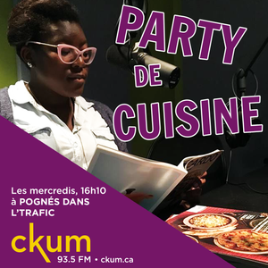 Party d'cuisine #4: Resto-rue au Vieux-Québec, et comment manger sur la route