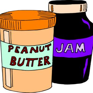 Peanut butter and Jams