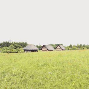 Sannai-Maruyama Ruins, Aomori, June 18, 2016