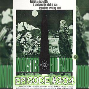 Monster Kid Radio #304 - Space Probe Taurus with Stephen D. Sullivan