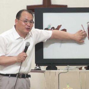 2016년 7월 17일 ' 샬롬, 나아만 ' ( 이한주 목사 )