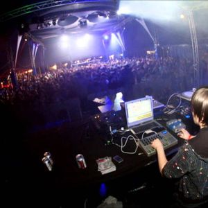 X&trick (liveset) @ Once Upon A Festival 2011