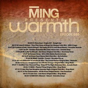 MING Presents Warmth 050