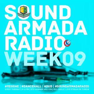 Sound Armada Reggae Dancehall Radio Show | Week 09 - 2017