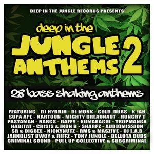 Deep in the Jungle anthems 2 mixed by maco42