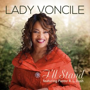 "Gospel Recording Great    ""  Lady  Voncile  """