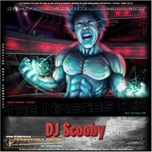 DJscooby 90`s Mix Vol.2