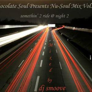 "Nu~Soul Mix Vol. 7 ""somethin' 2 ride 2 @ night"""