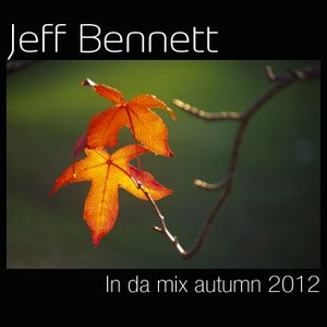 Jeff Bennett dj mix Autumn 2012
